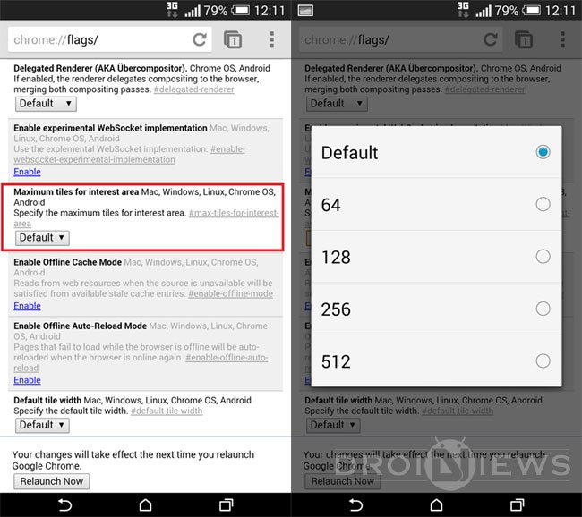 Simple Trick to Speed Up Chrome Browser on Android, Windows