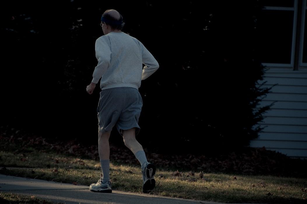 Older runner