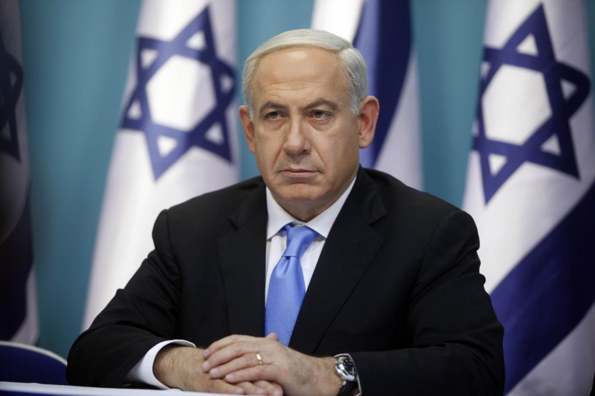 Netanyahu: 'Hamas has broken ceasefire.' (Getty)