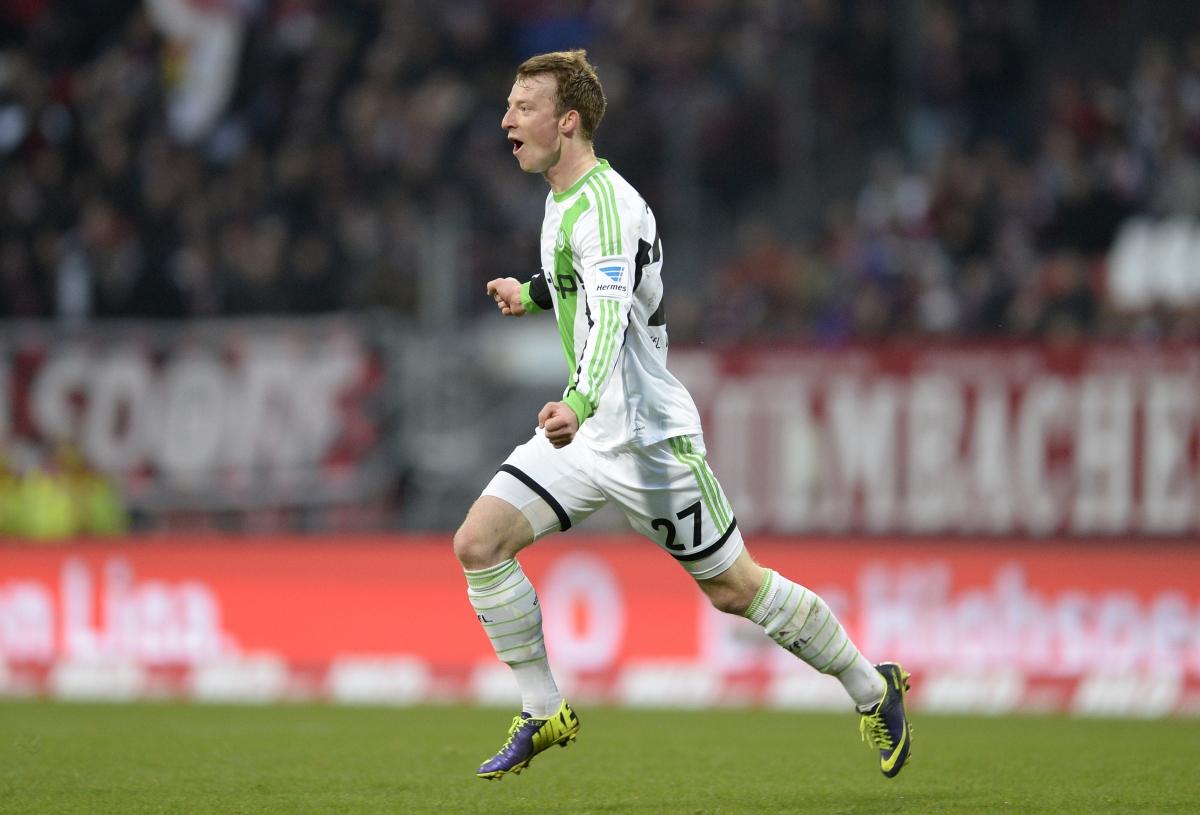 Wolfsburg Starlet Maximilian Arnold Wants Dream Arsenal Transfer in Future
