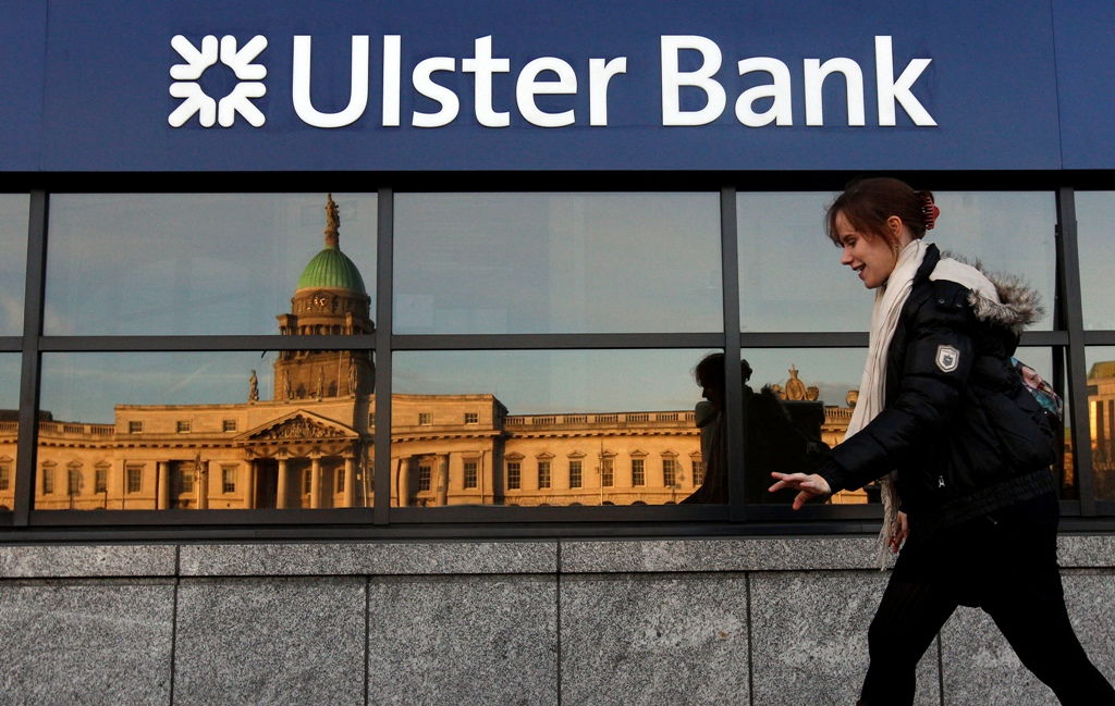 Morgan Stanley Asks RBS to Offload Majority Stake in Ireland's Ulster Bank