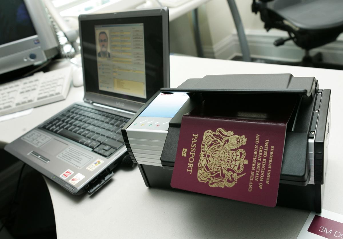 Passport office