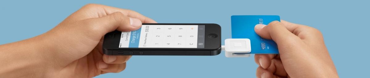 Amazon card reader Square