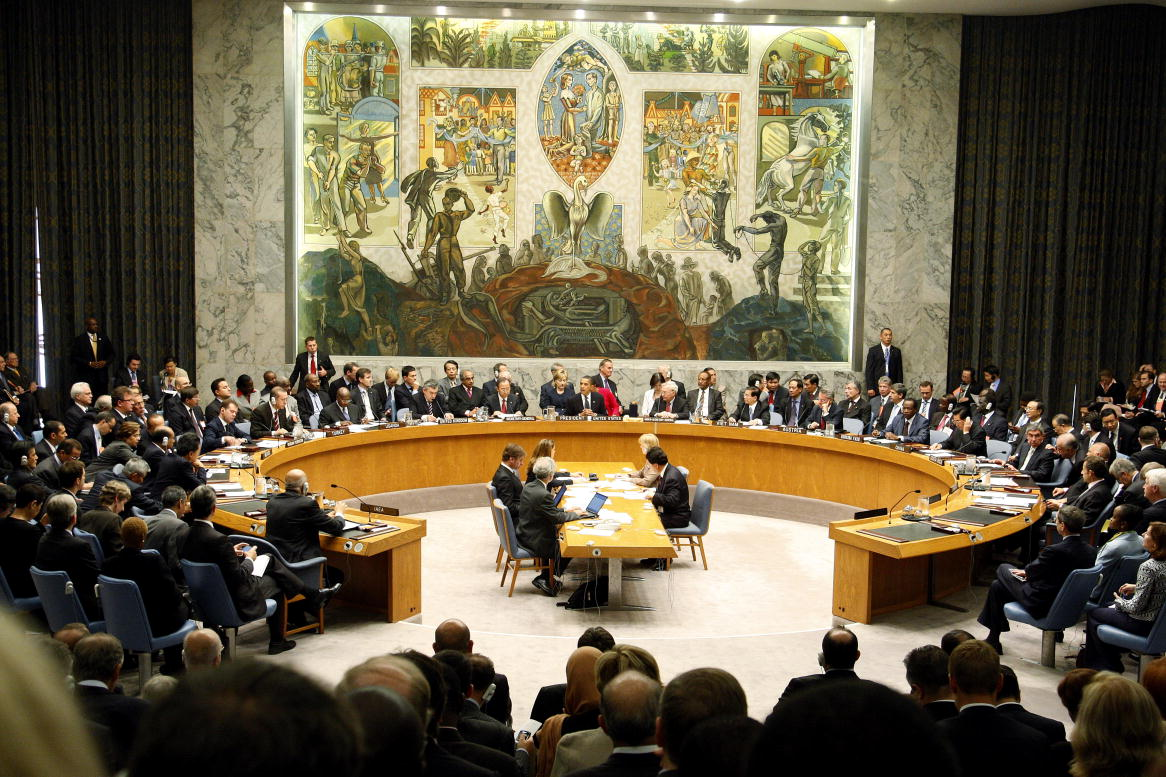 UN Security Council calls for Humanitarian Ceasefire in Gaza