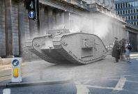 first world war scenes today