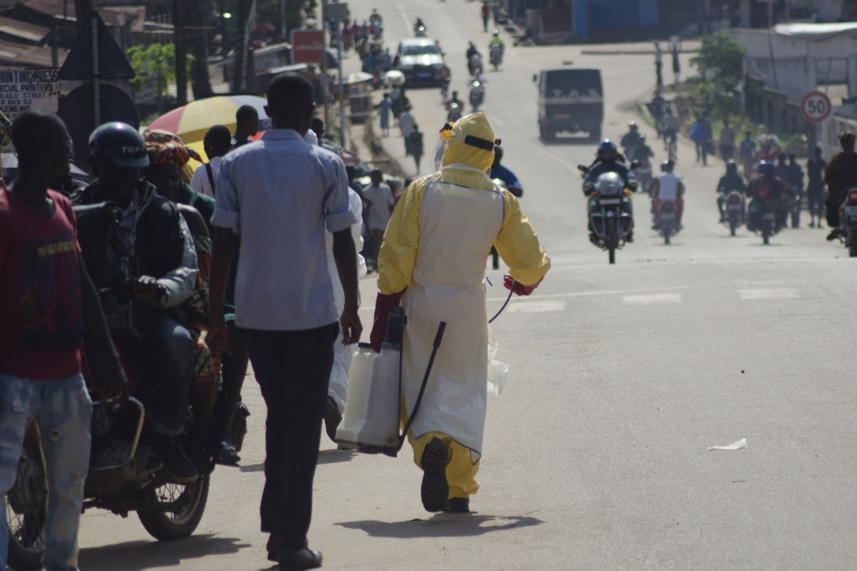 Ebola Outbreak: First Briton Tests Positive in Sierra Leone