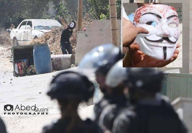 Anonymous Member Taleb Abu Shehada Killed in West Bank