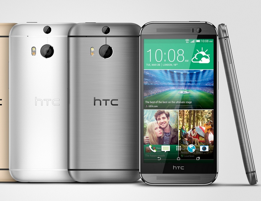 HTC W8 Windows Phone 8.1 Smartphone Set to Launch in q3 2014: Device to Feature Support for Interactive Phone Cases