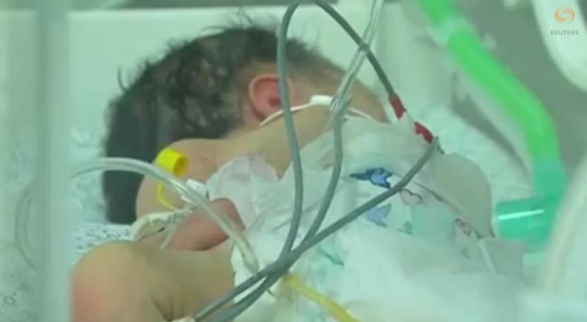 Gaza baby