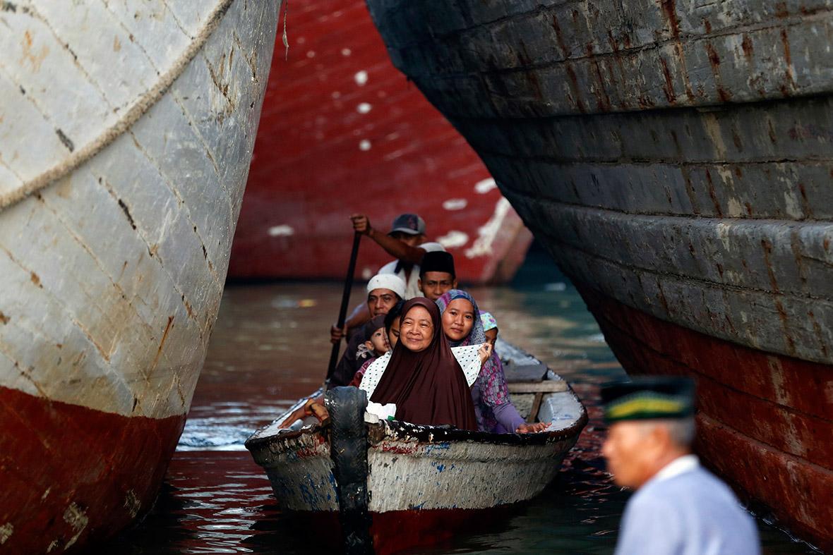 indonesia boat eid