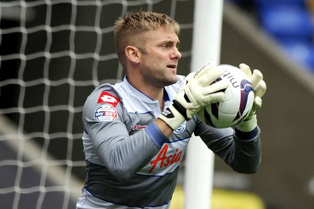 Rob Green: I'd Leave QPR if I Wasn't No. 1