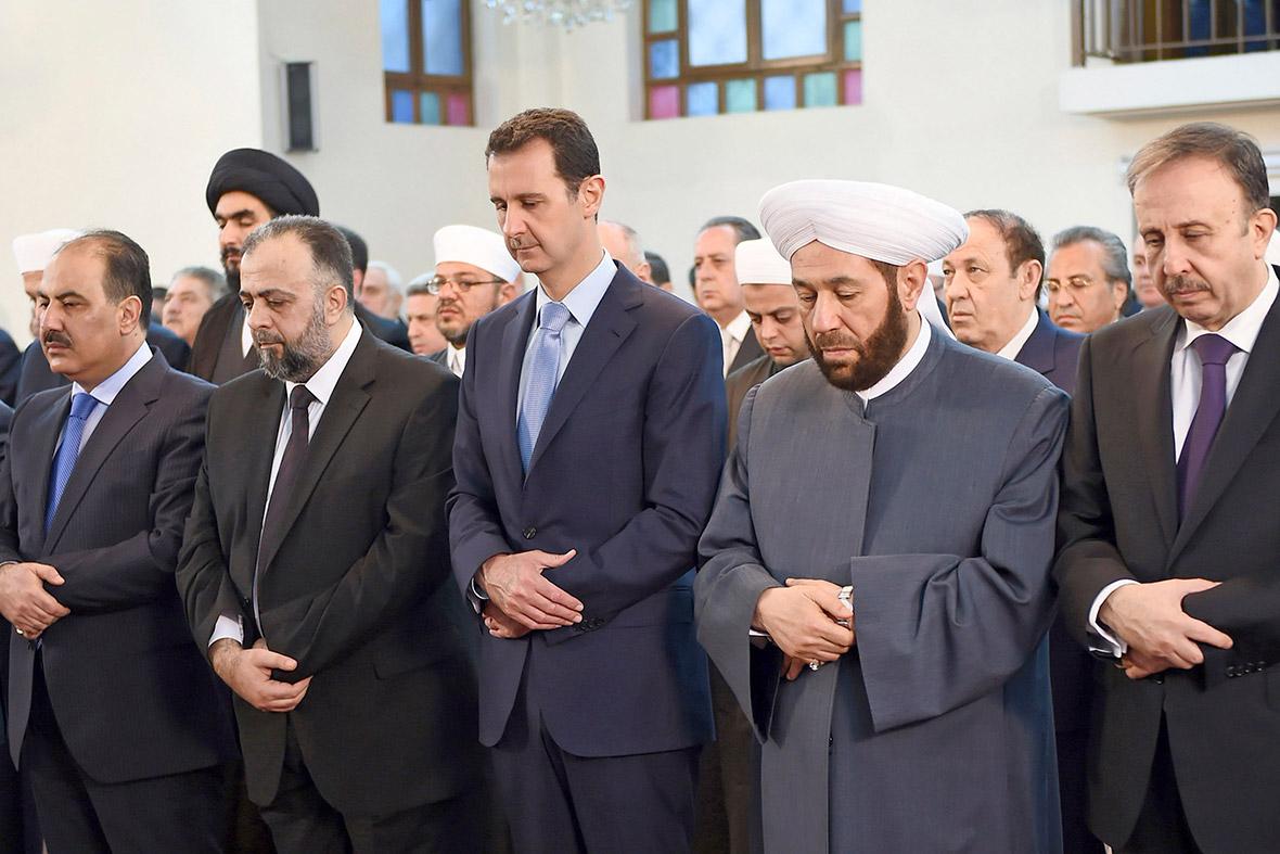 eid syria
