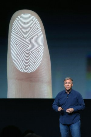 Apple Touch ID Fingerprint Security
