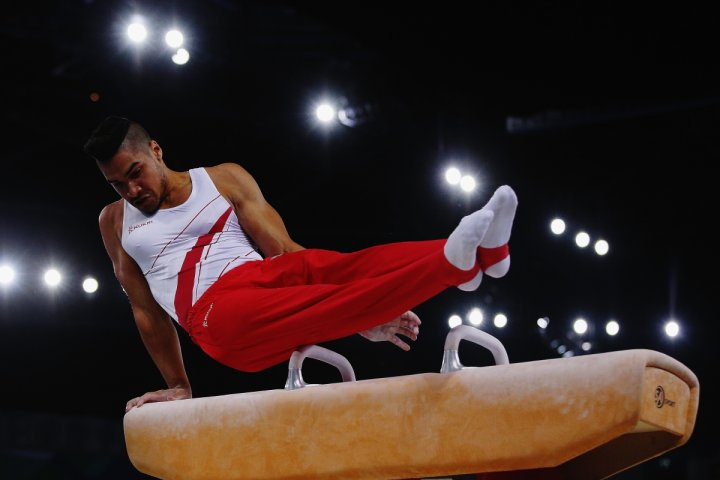 Glasgow 2014 Commonwealth Games Day Six Preview: Louis Smith, 110m Hurdles Final and Jazz Carlin