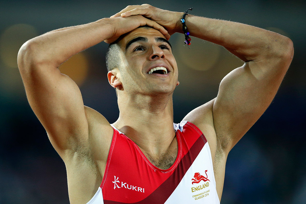 commonwealth games adam gemili