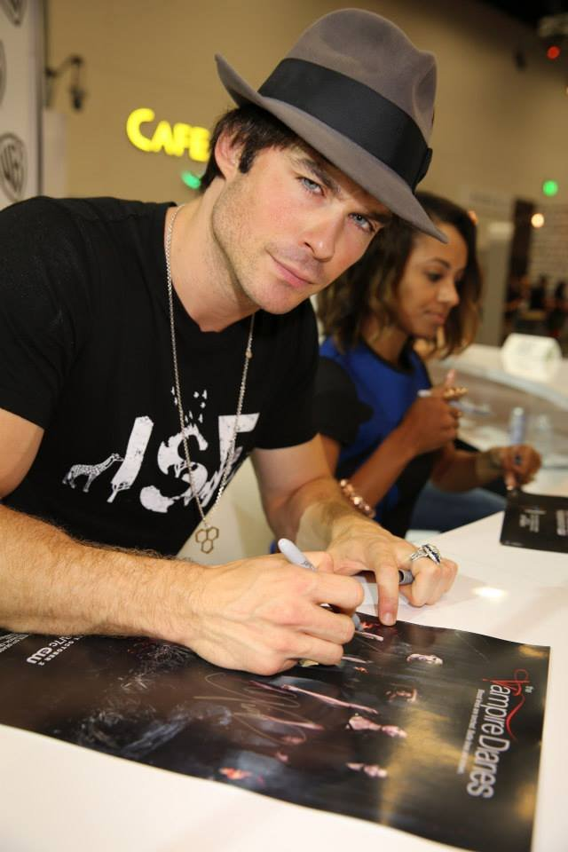 The Vampire Diaries Season 6 Spoilers from Comic Con: Damon and Bonnie to Find a Way Home and Elena in Deep Grief?