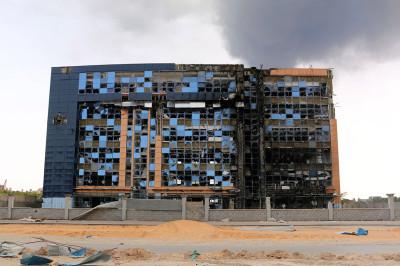 tripoli building