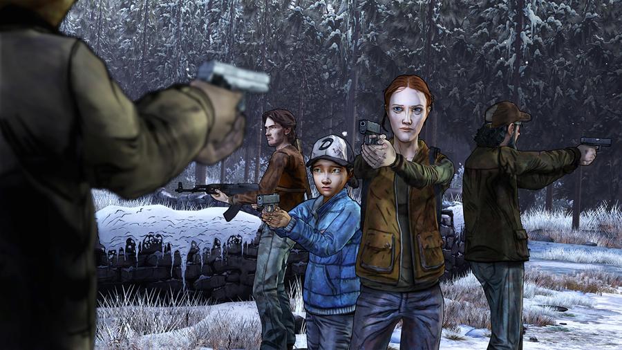 The Walking Dead Season 2 Episode 4 Review