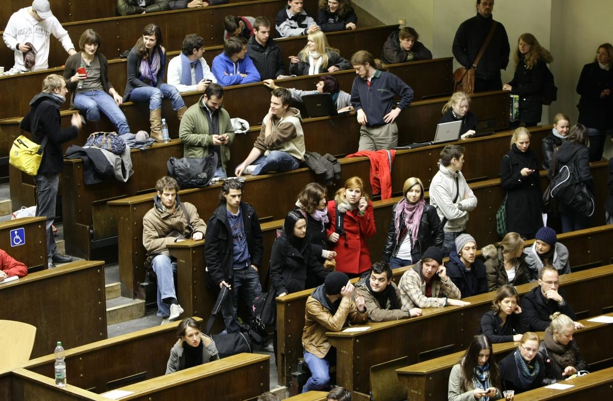 Munich University students
