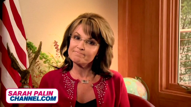 Sarah Palin Launches a New Online Channel