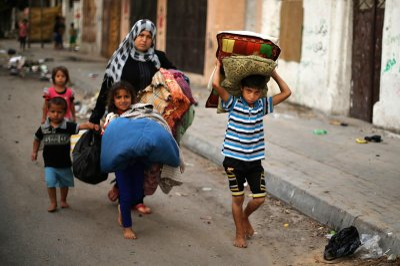 gaza refugees