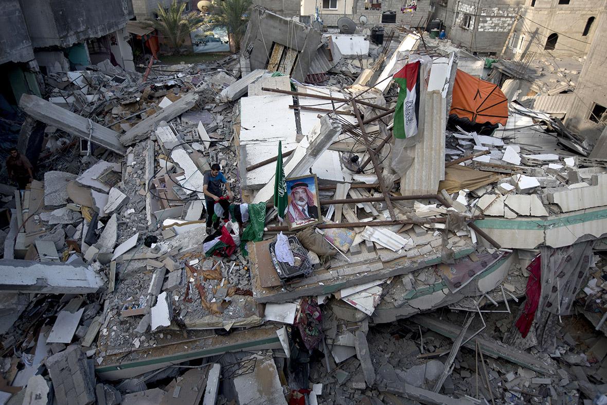 gaza hamas haniyeh