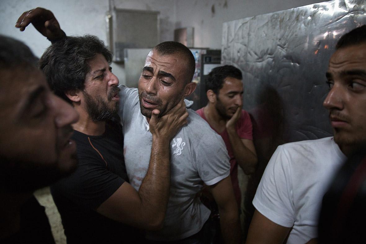 gaza children killed