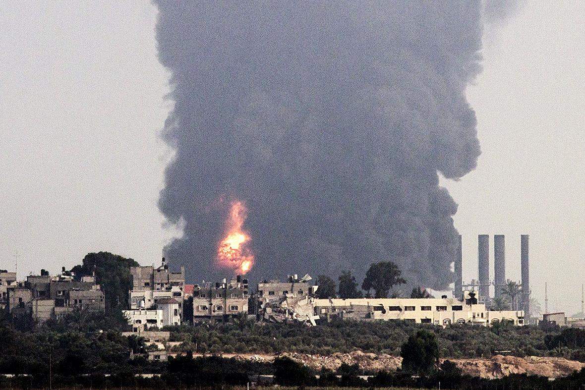 gaza power station