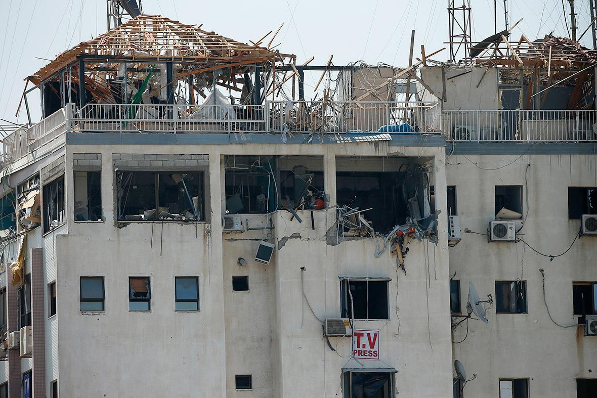 gaza tv station