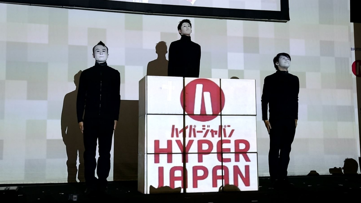 Siro-A Put on Spectacular Show at Hyper Japan