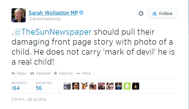 Sarah Wollaston The Sun