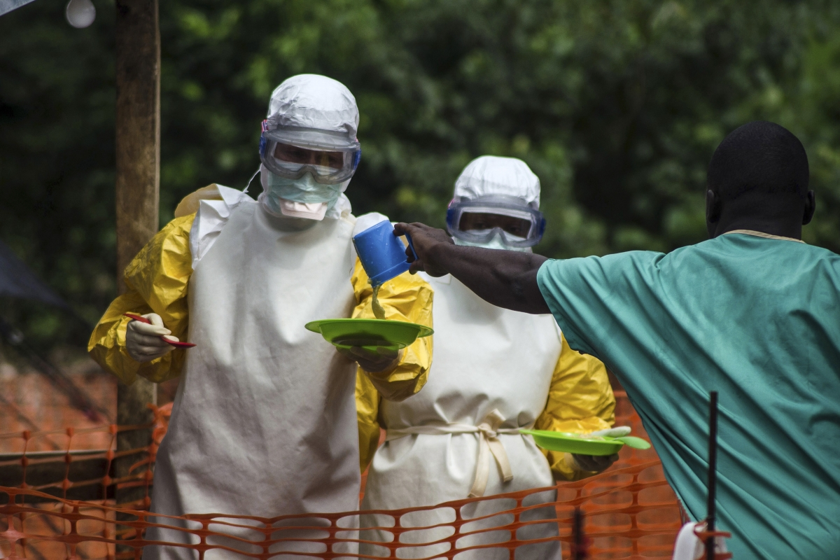 Ebola UK Ghana Guinea