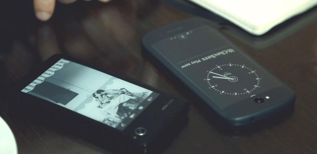 YotaPhone 2 vs YotaPhone 1