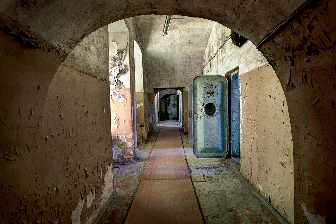 Estonia Patarei Prison