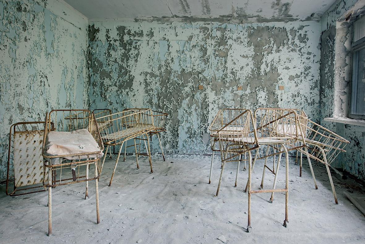 Ukraine Pripyat Hospital