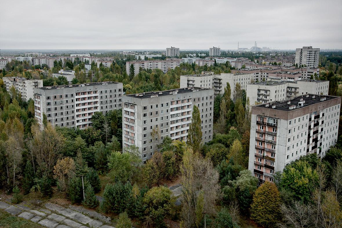 Ukraine Pripyat