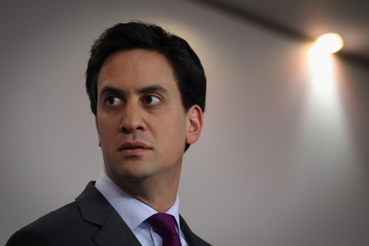 Ed Miliband has been attacked over his leadership by Gordon Bank's former chief aide, Damian McBride