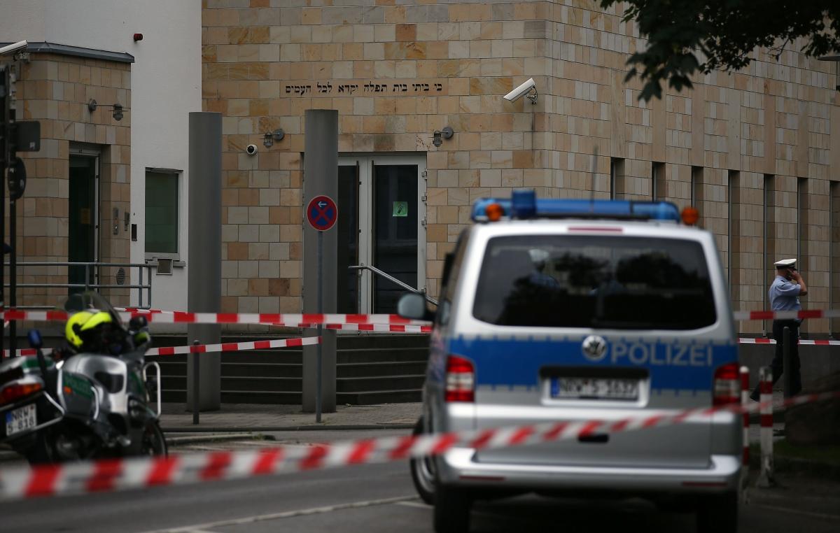 Wuppertal Anti-Semitism