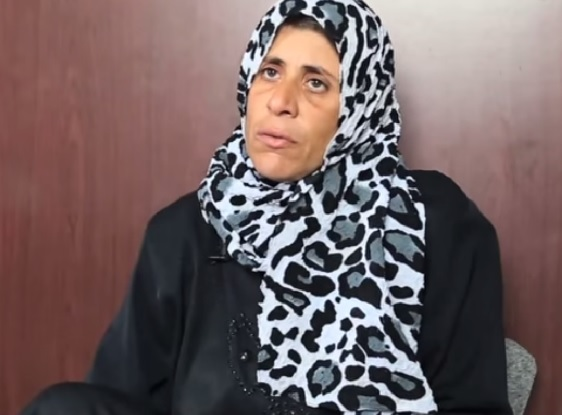 Syria mother Siwar in Jordan