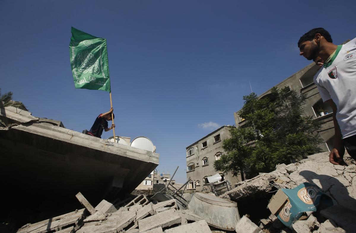 Israel Hamas Gaza