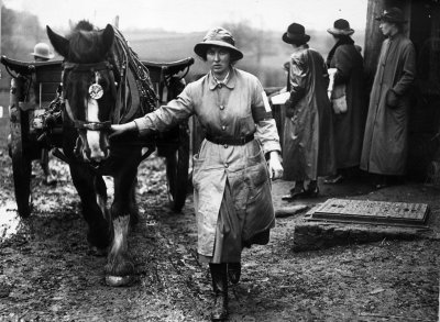 first world war land girls