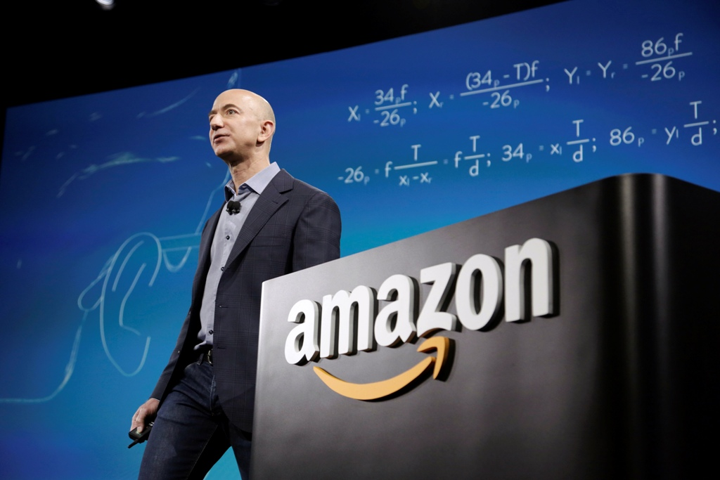 Amazon Says Will Pump $2bn More into India