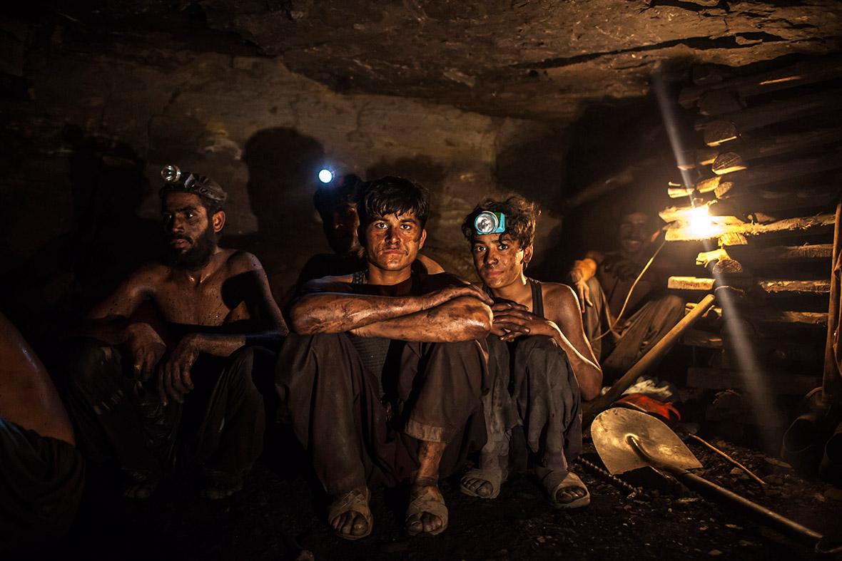 coal mining donkeys pakistan