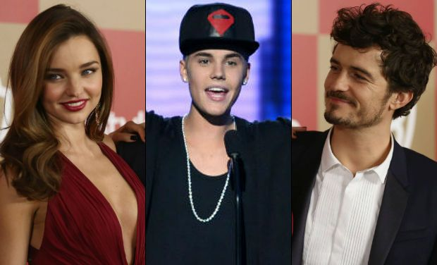 Orlando Bloom Punches Justin Bieber in Ibiza