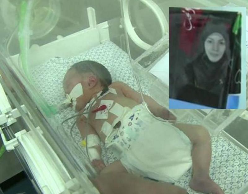 Shayma baby Gaza