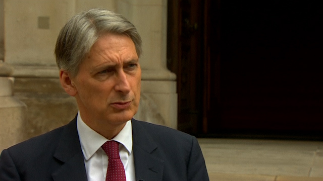Hammond calls for Humanitarian Ceasefire in Gaza