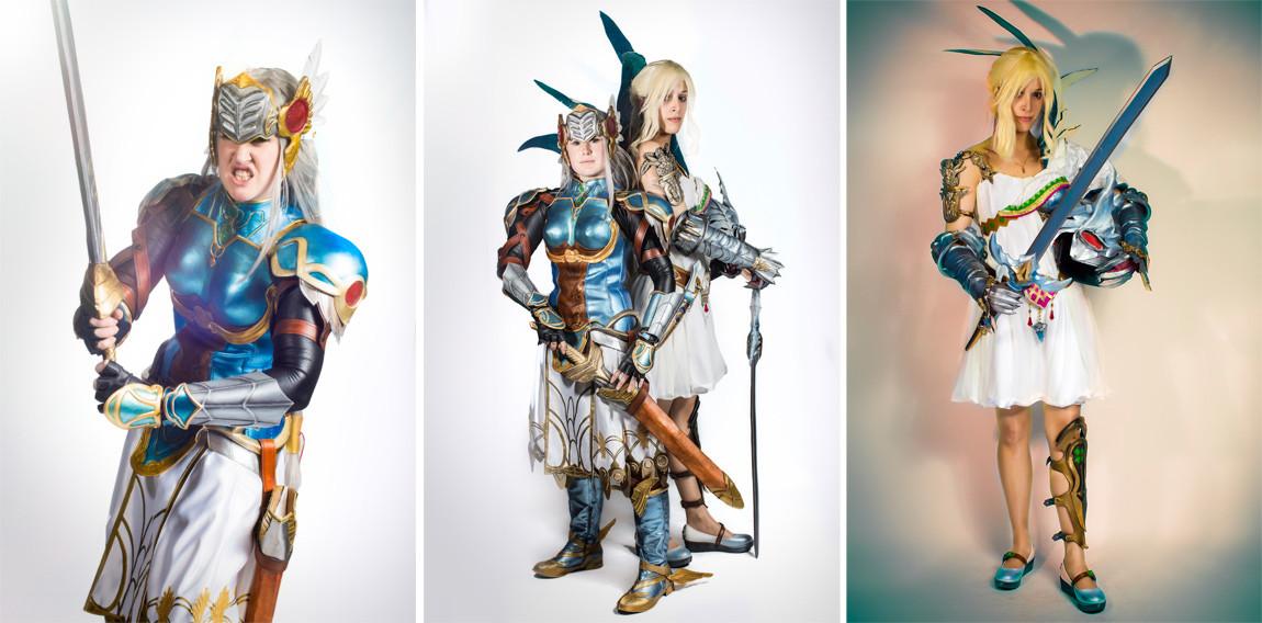 ECG cosplay 3