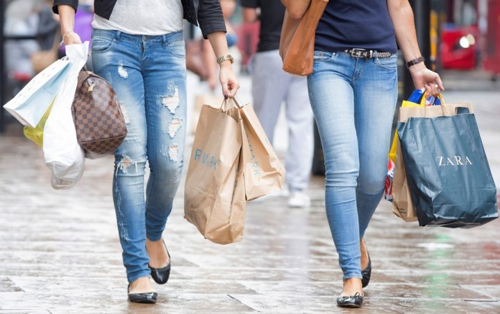 London Shoppers