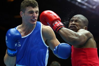commonwealth Games boxing
