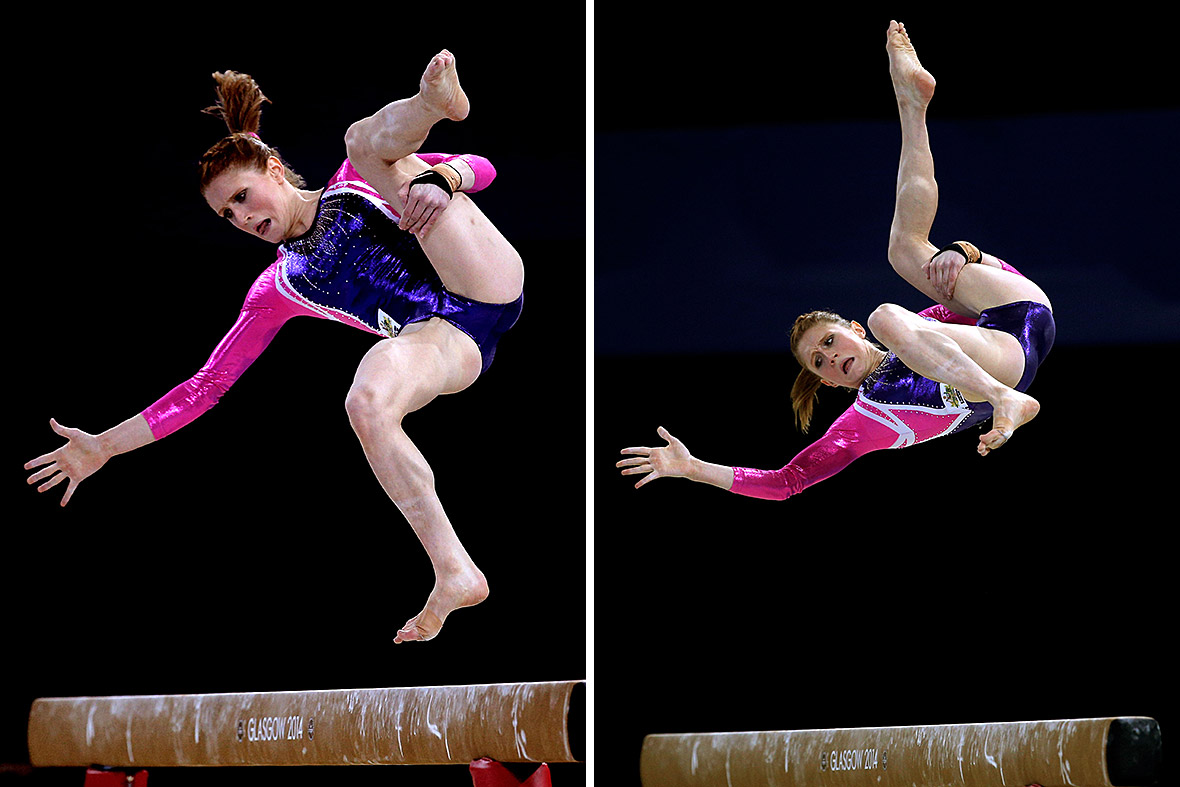 commonwealth games gymnastics